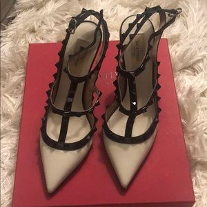 Valentino Rock Stud Pump